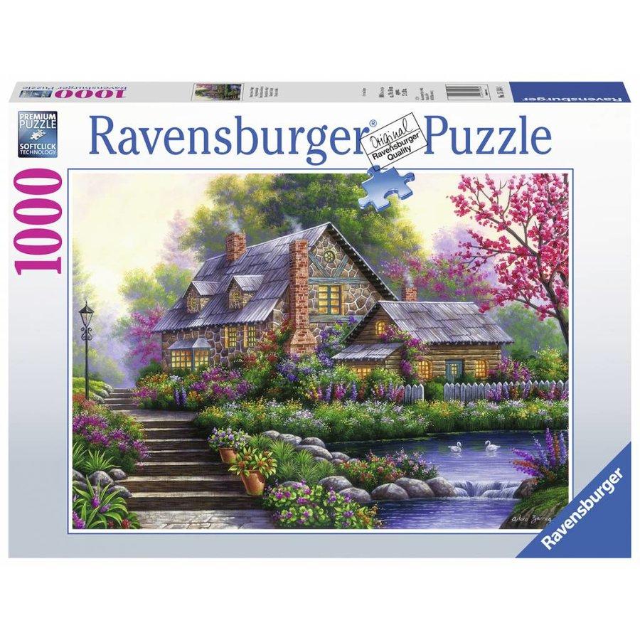 Romantische cottage - 1000 stukjes-2