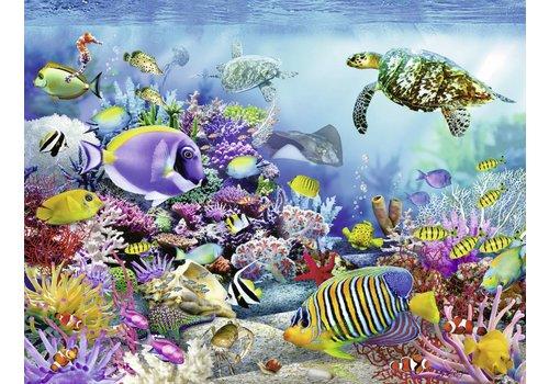 Récif de corail majestueux - 2000 pièces
