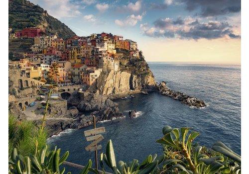 View of Cinque Terre - 1500 pieces