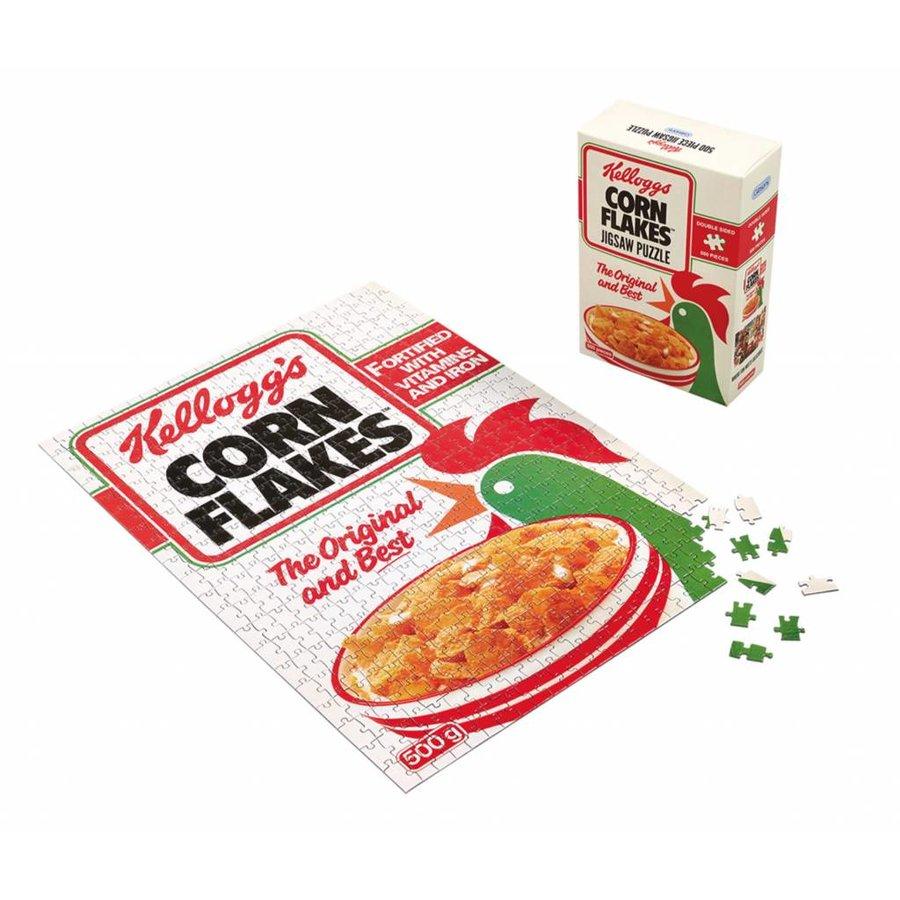 Kellogg's Cornflakes dubbelzijdig puzzel - 500 stukjes-2
