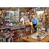 Gibsons Grootvaders werkplaats - 500XL stukjes