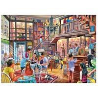 thumb-Temps des livres  - puzzle de 1000 pièces-1