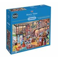 thumb-Temps des livres  - puzzle de 1000 pièces-2