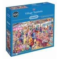 thumb-Tombola in het dorp - puzzel van 1000 stukjes-2
