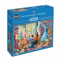 thumb-De dochter van de kleermaakster - puzzel van 1000 stukjes-2