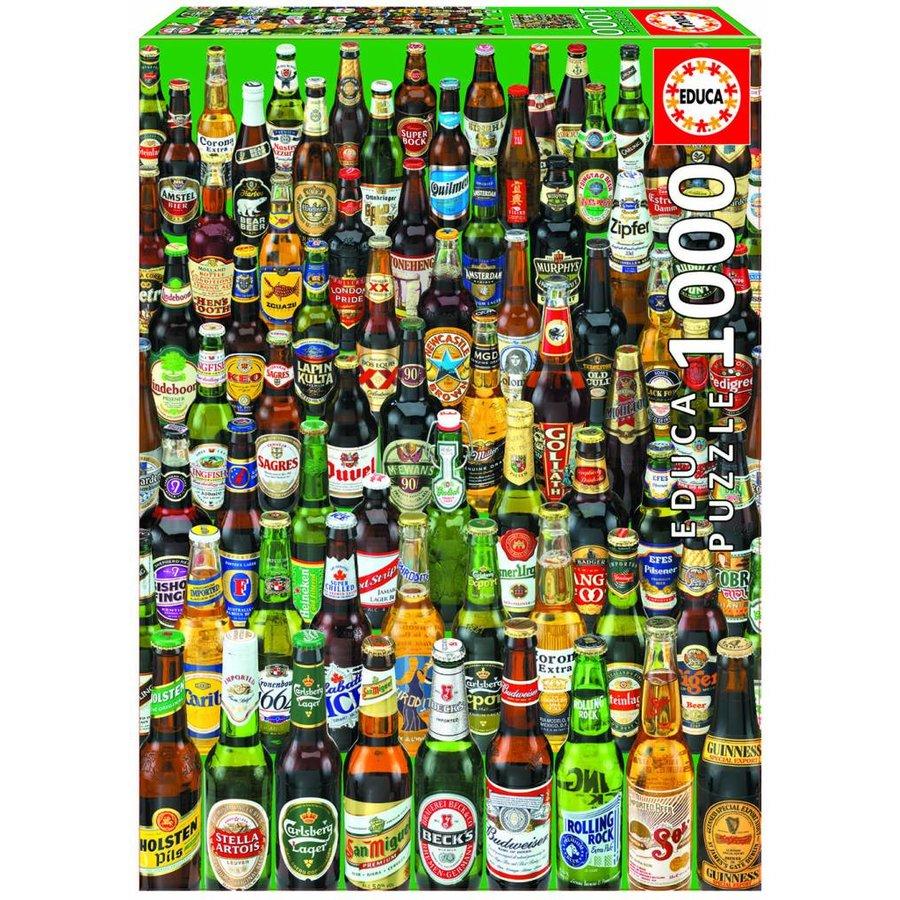 La bière, beaucoup de bière - 1000 pièces-2