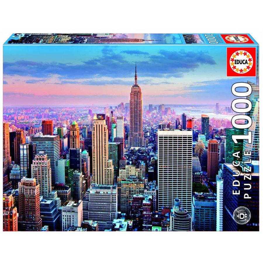 Midtown Manhattan, New York - 1000 stukjes-2