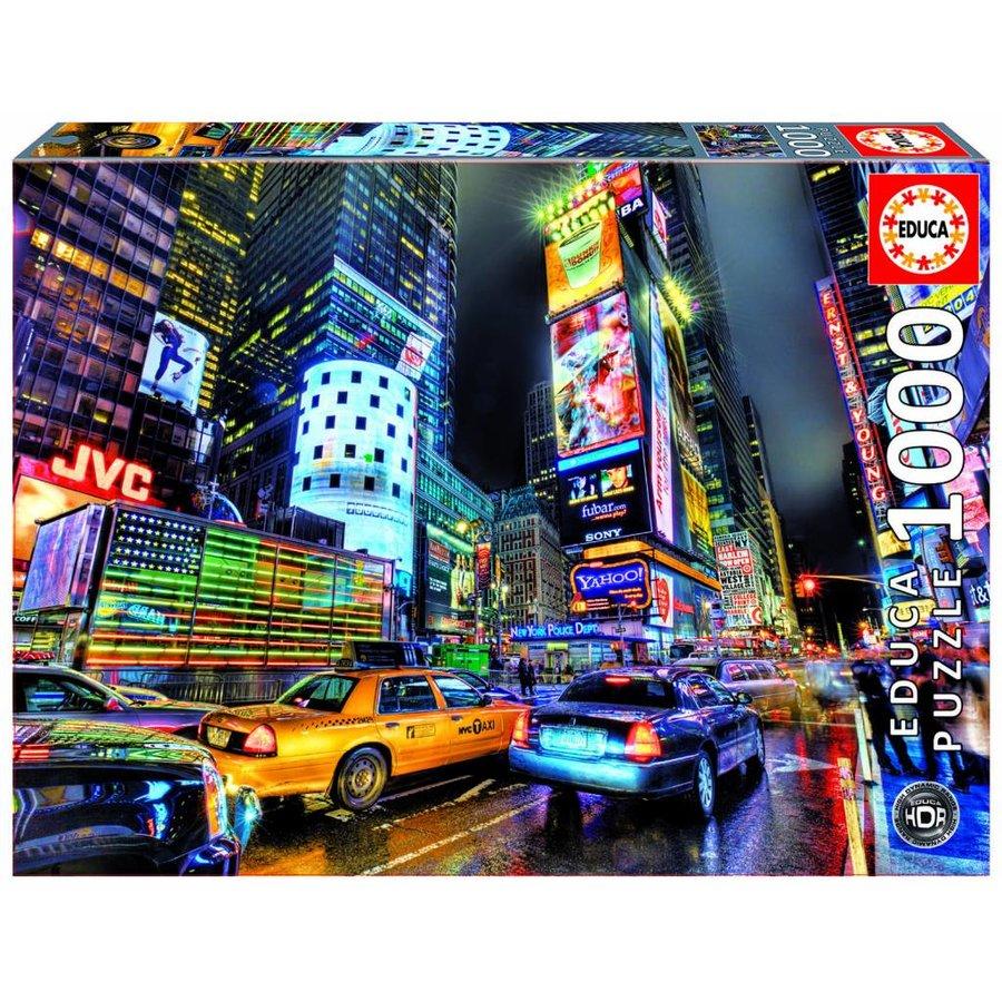 Times Square - puzzel van 1000 stukjes-2