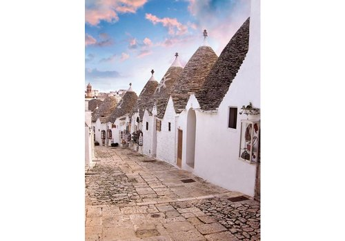Alberobello - 1000 stukjes