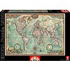 Educa Wereldkaart - puzzel van 1500 stukjes