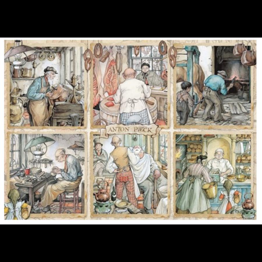 Craftmanship - Anton Pieck - 1000 pieces-1