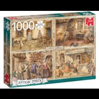 thumb-Bakers - Anton Pieck - 1000 pieces-2