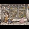 Jumbo De klokkenwinkel - Anton Pieck - 1000 stukjes