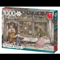 thumb-De klokkenwinkel - Anton Pieck - 1000 stukjes-3