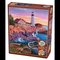 thumb-Le phare - puzzle de 275 pièces XXL-2