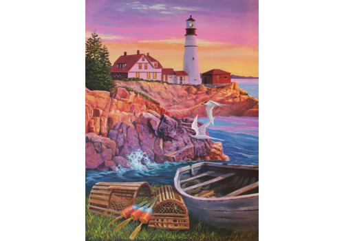 Lighthouse Cove - 275 XXL pieces