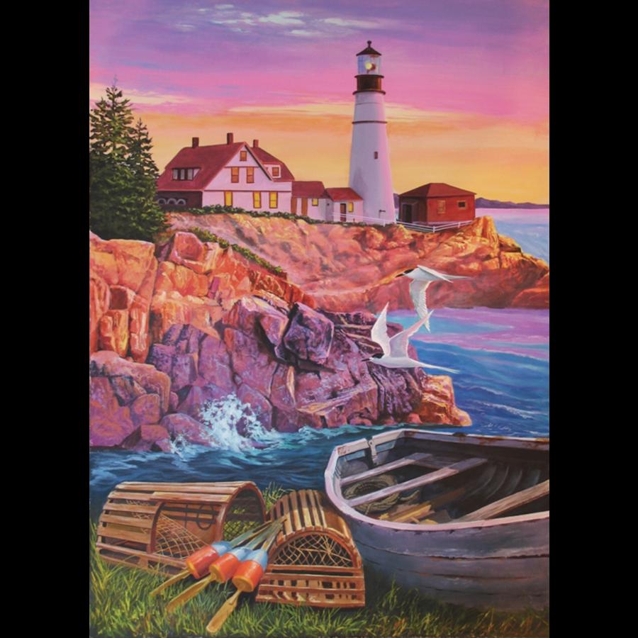 Le phare - puzzle de 275 pièces XXL-1
