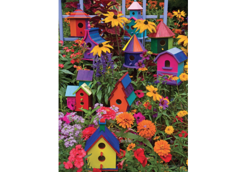 Birdhouses - 275 XXL pieces