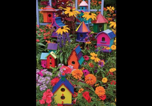 Cobble Hill Maisons des oiseaux - 275 pièces XXL