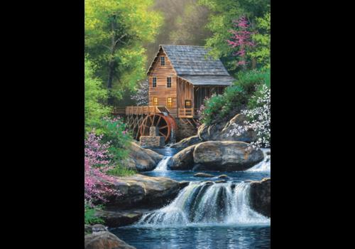 Moulin à eau - 275 pièces XXL