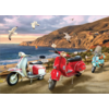 Cobble Hill Vespa's - puzzel van 1000 stukjes