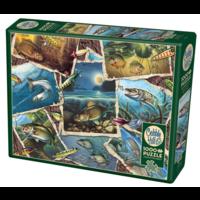 thumb-Allemaal vissen - puzzel van 1000 stukjes-2