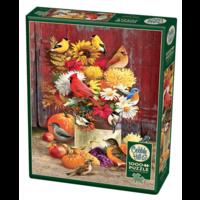 thumb-Bouquet d'automne- puzzle de 1000 pièces-2