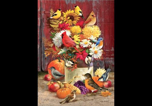 Herfstboeket - 1000 stukjes