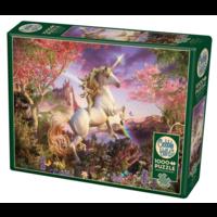 thumb-Licorne - puzzle de 1000 pièces-2