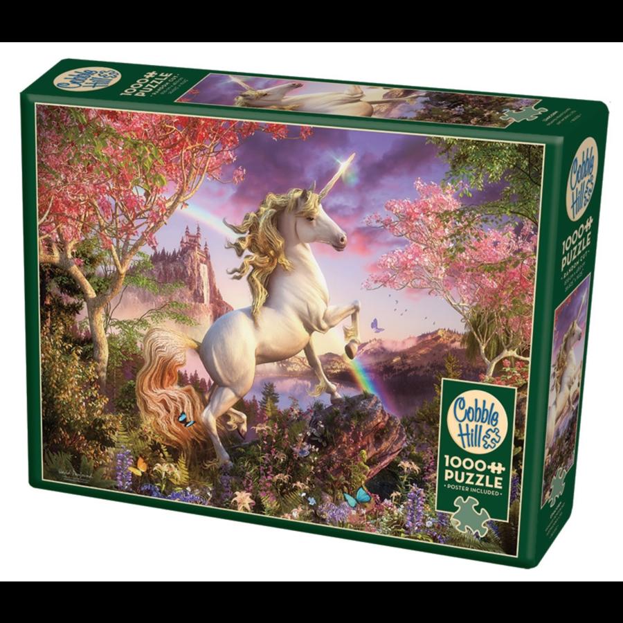 Licorne - puzzle de 1000 pièces-2