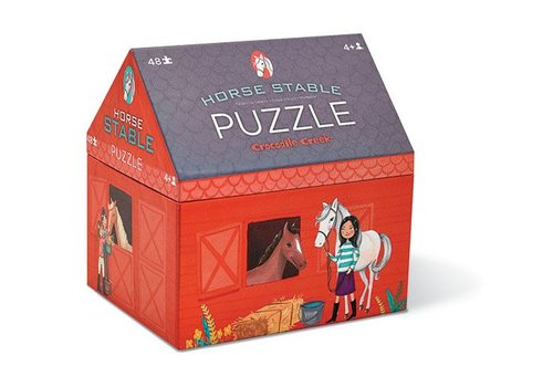 Horse Stable - 48 pieces