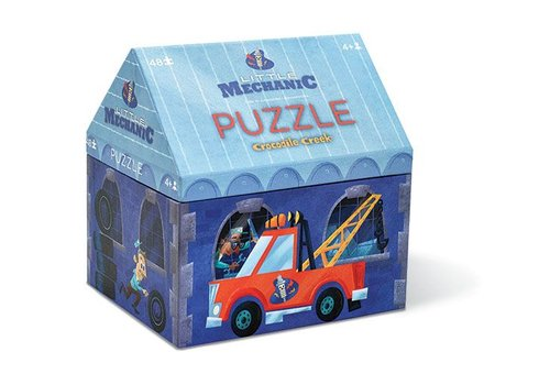 The garage - 48 pieces