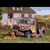 Cobble Hill La camionnette  - puzzle de 1000 pièces