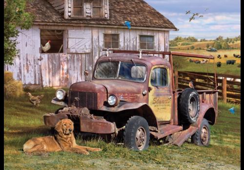 Cobble Hill La camionnette  - 1000 pièces