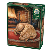 thumb-Home is where the dog is  - puzzle of 1000 pieces-2