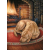 Cobble Hill Home is where the dog is  - puzzle of 1000 pieces
