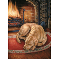 thumb-Home is where the dog is  - puzzle of 1000 pieces-1