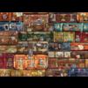 Cobble Hill Bagage - puzzel van 1000 stukjes