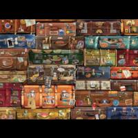 thumb-Bagage - puzzel van 1000 stukjes-1