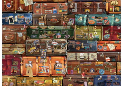 Luggage - 1000 pieces