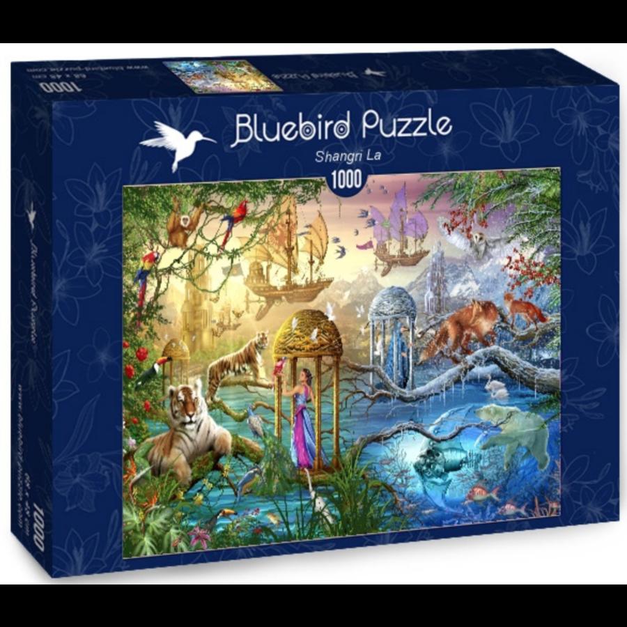 Shangri-La - puzzel van 1000 stukjes-2