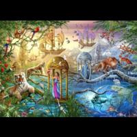 thumb-Shangri-La - puzzel van 1000 stukjes-1