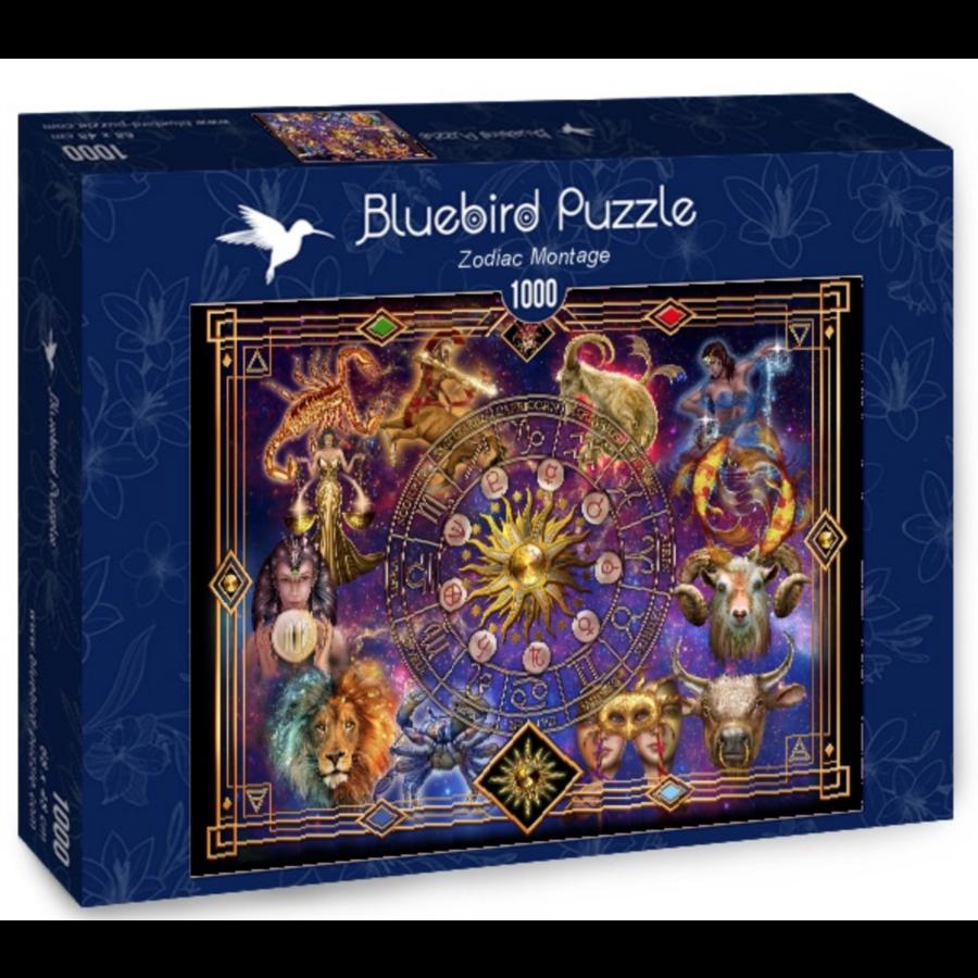 De dierenriem - puzzel van 1000 stukjes-2