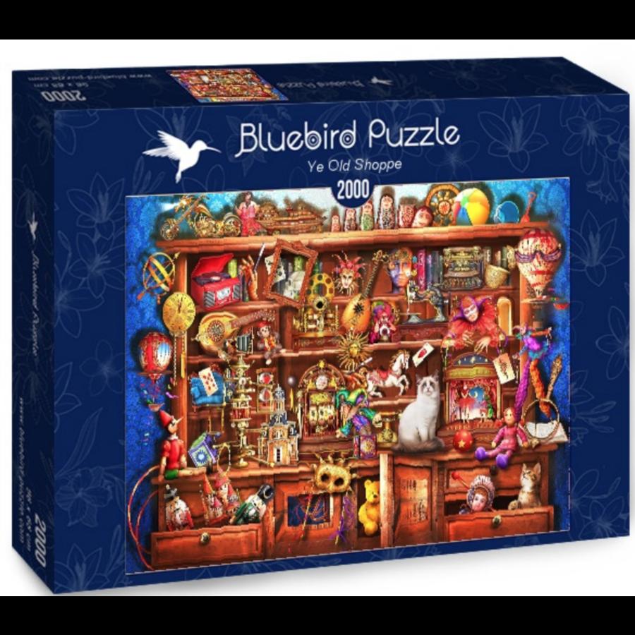 Ye Old Shoppe  - puzzle de 2000 pièces-2