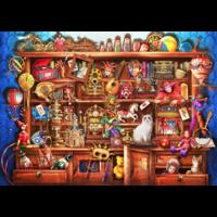 thumb-Ye Old Shoppe - puzzel van 2000 stukjes-1