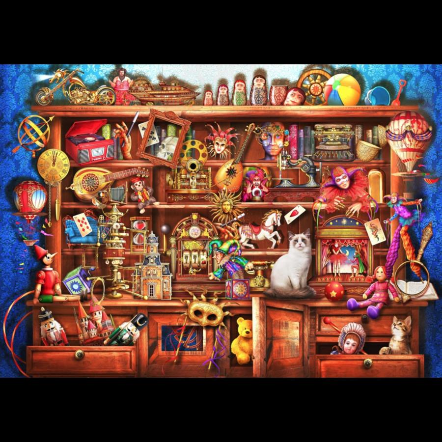 Ye Old Shoppe  - puzzle de 2000 pièces-1