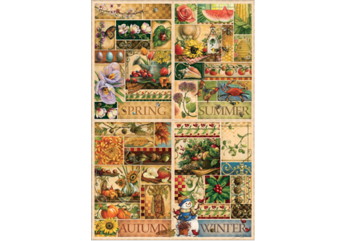 Four seasons - 2000 pieces