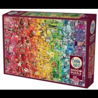 thumb-Arc-en-ciel - puzzle de 2000 pièces-2