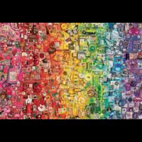 thumb-Arc-en-ciel - puzzle de 2000 pièces-1
