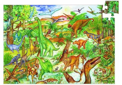 Dinosaurussen - 100 stukjes